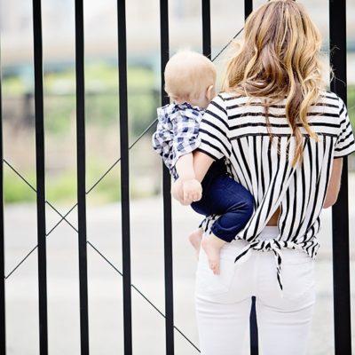 Bold Stripes for Summer