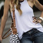 Elevating Basics: A White Tank and Jeans