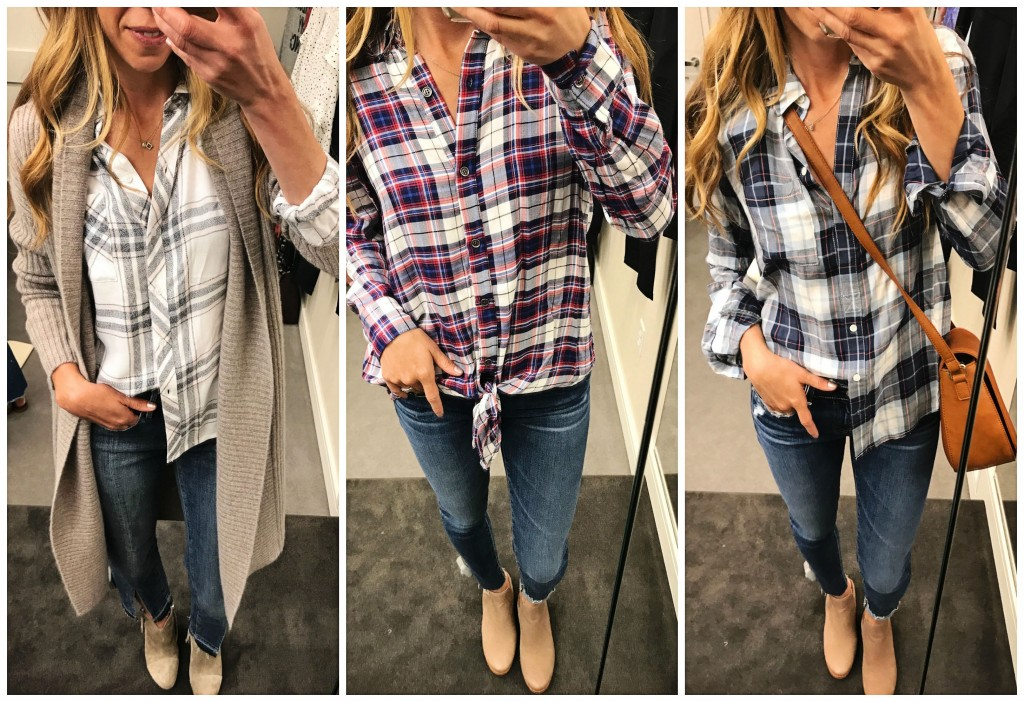 nordstrom anniversary sale flannels