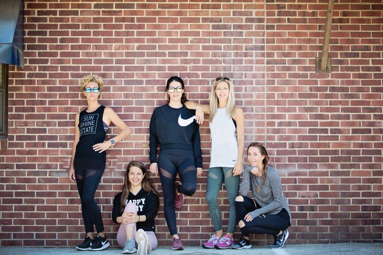 Nordstrom Activewear + My People
