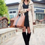 1 Little Black Dress, 4 Ways and Fall Staples