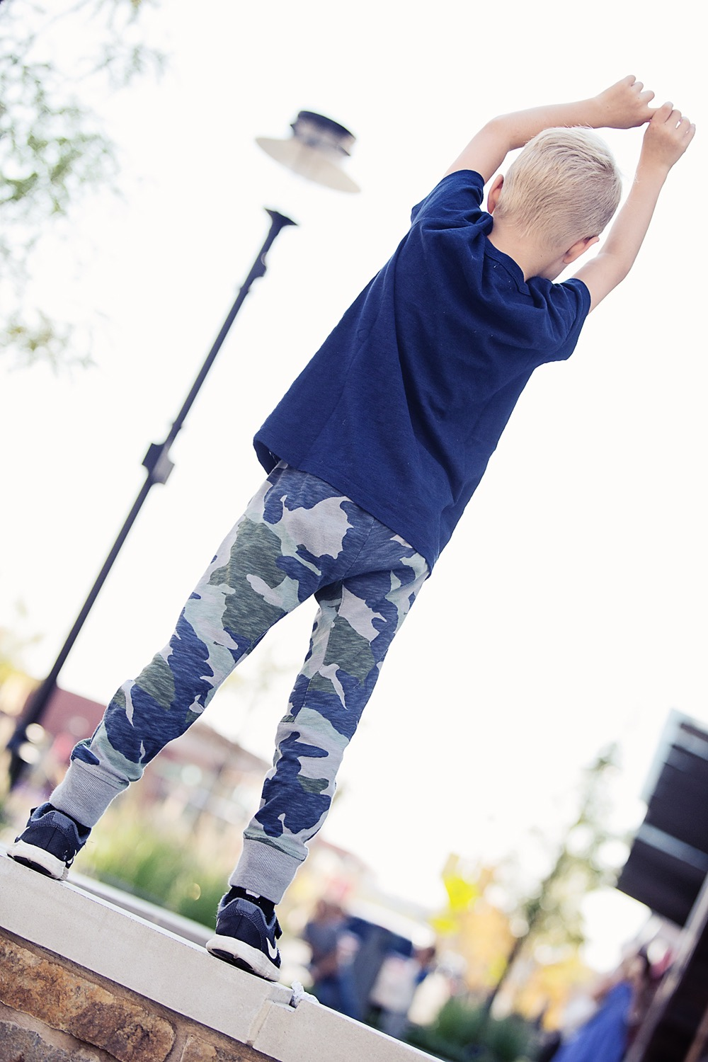j.crew factory camo sweatpants
