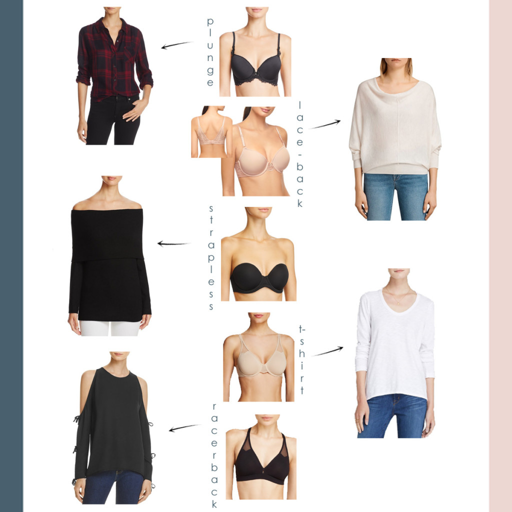 bras and tops guide
