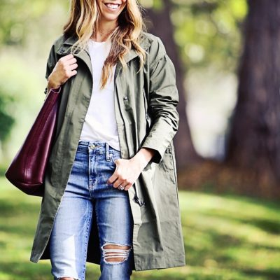Fall Outerwear Must-Haves and Fall Bucket List