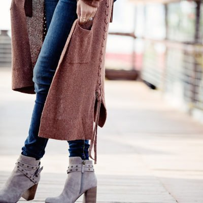 Fall Staple: The Long Cardigan