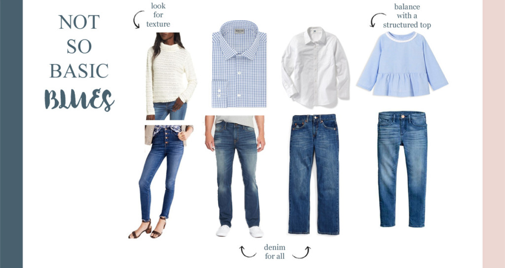 What to wear for a family portrait