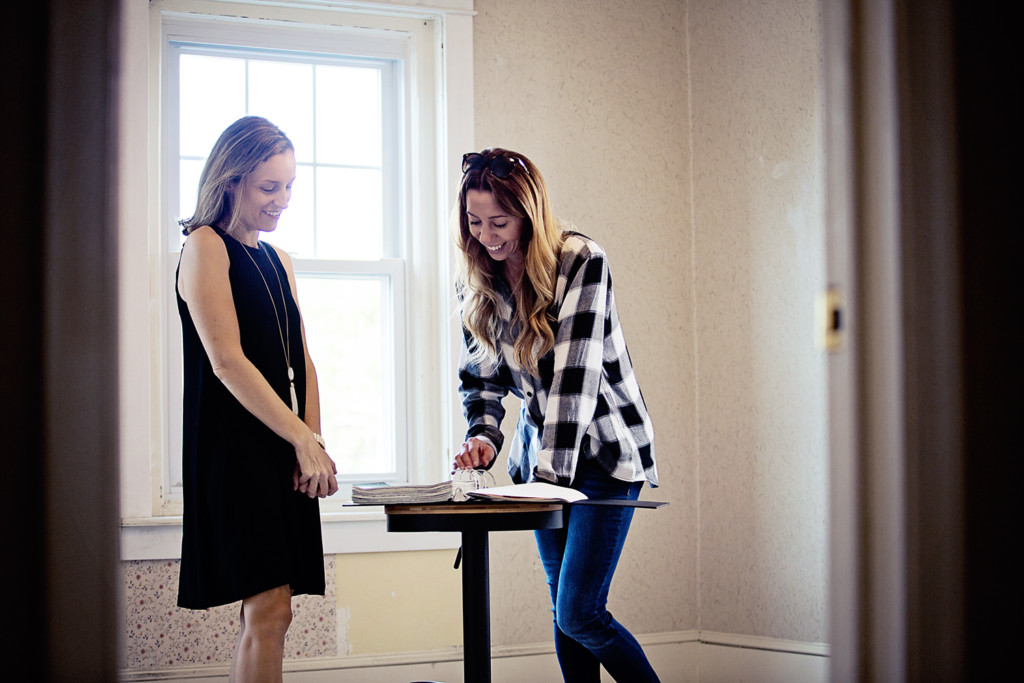 The Motherchic and Larina Kase Interior Designer