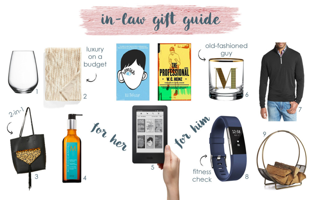 what to buy your in-laws
