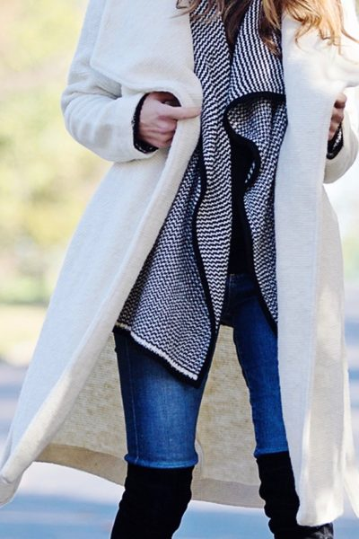 Cozy Chic Holiday Style