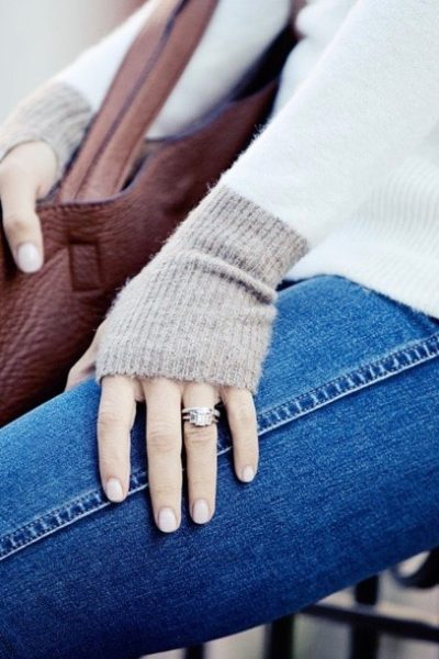 Q&A + Cozy Neutral Sweaters