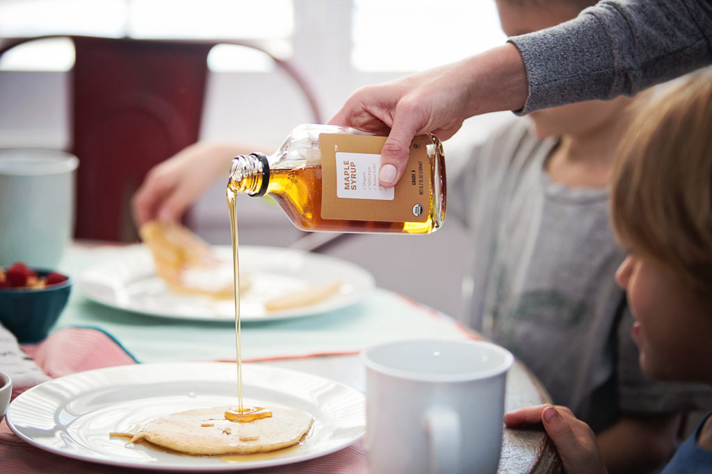 brandless organic maple syrup