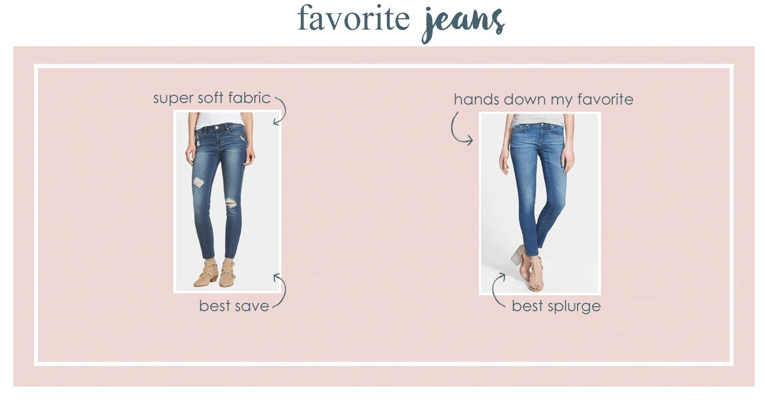 the motherchic favorite jeans