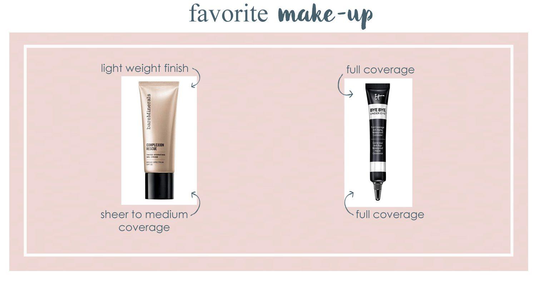 the motherchic favorite makeup