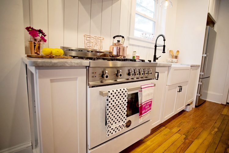 Kitchen Accents + Mini Reveal