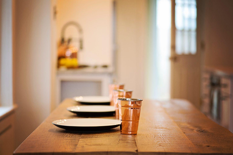 The Motherchic farm table