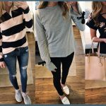 Shop My Closet: Neutrals and Pops of Spring