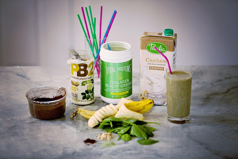 Vital proteins smoothie