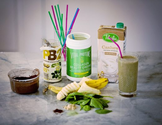 Vital proteins smoothie