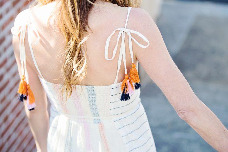 Spring Break Beach Dress