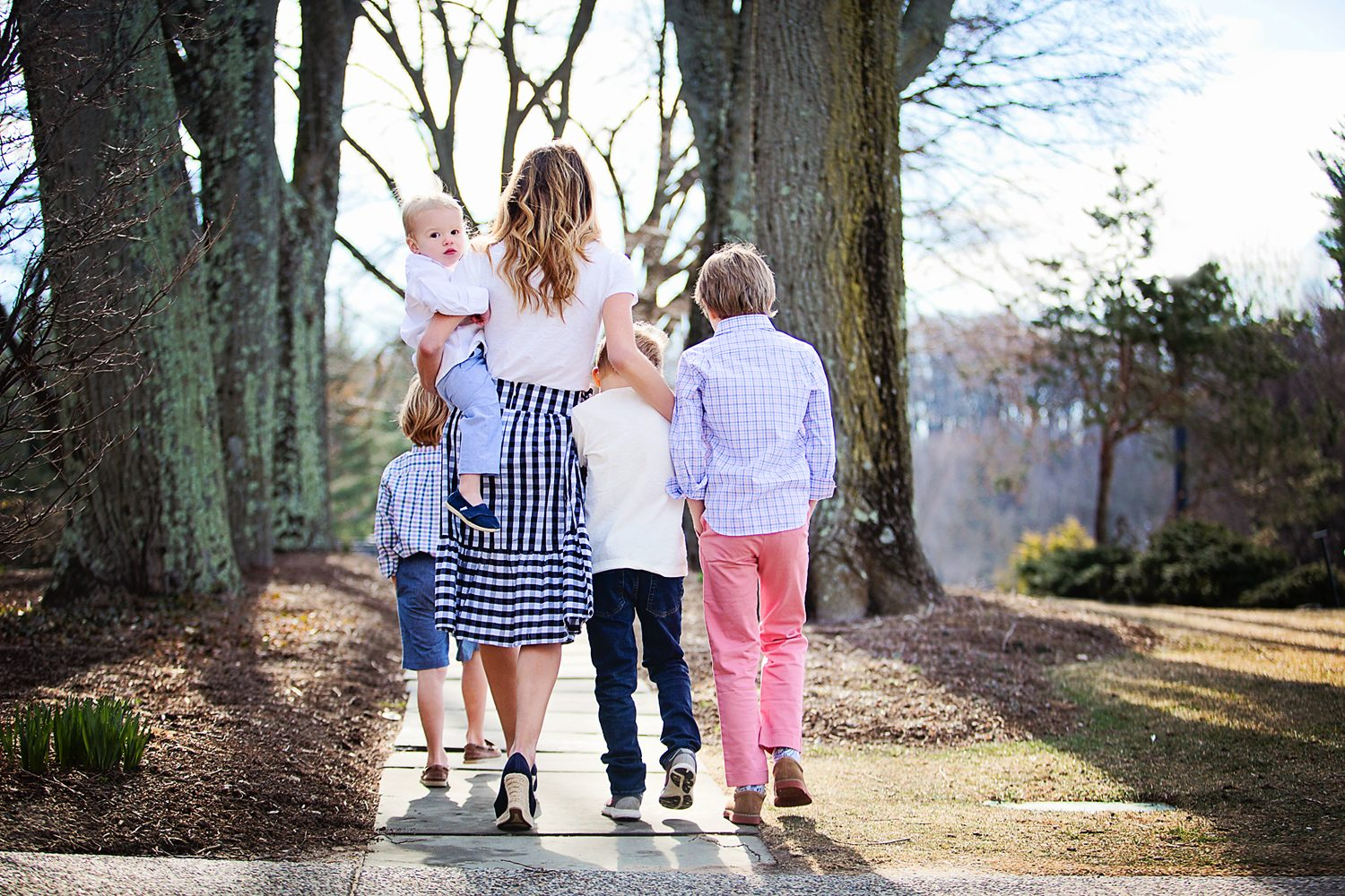 Spring And Easter Outfits For The Family The Motherchic
