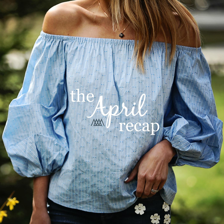 the motherchic april recap