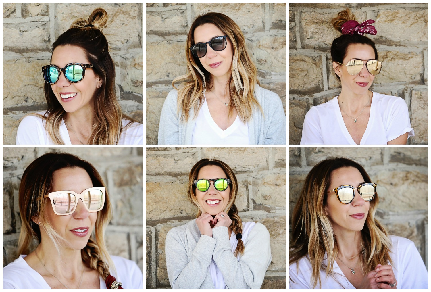 The Motherchic Sunglass edit