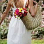 Derby Day Dresses: The White Eyelet Dress