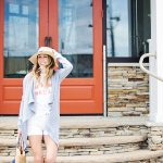 Summer Style: How to Style White Shorts
