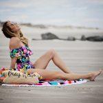 Statement Swimwear with Macy's