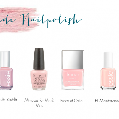 Mother Minute: Best Nude Nail Polish