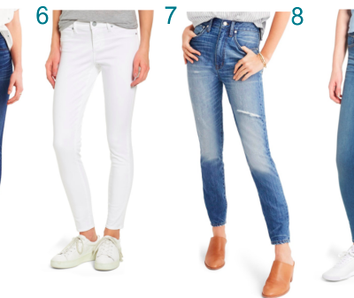 Mother Minute: Best Jeans Under $100