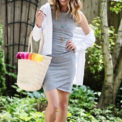 Versatile Dress + Easy Layers