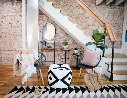 the motherchic entryway