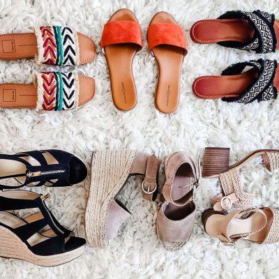 Walkable Sandals