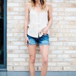 Mother Minute: Jean Shorts