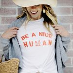 Mother Minute: Not-so Basic Tees