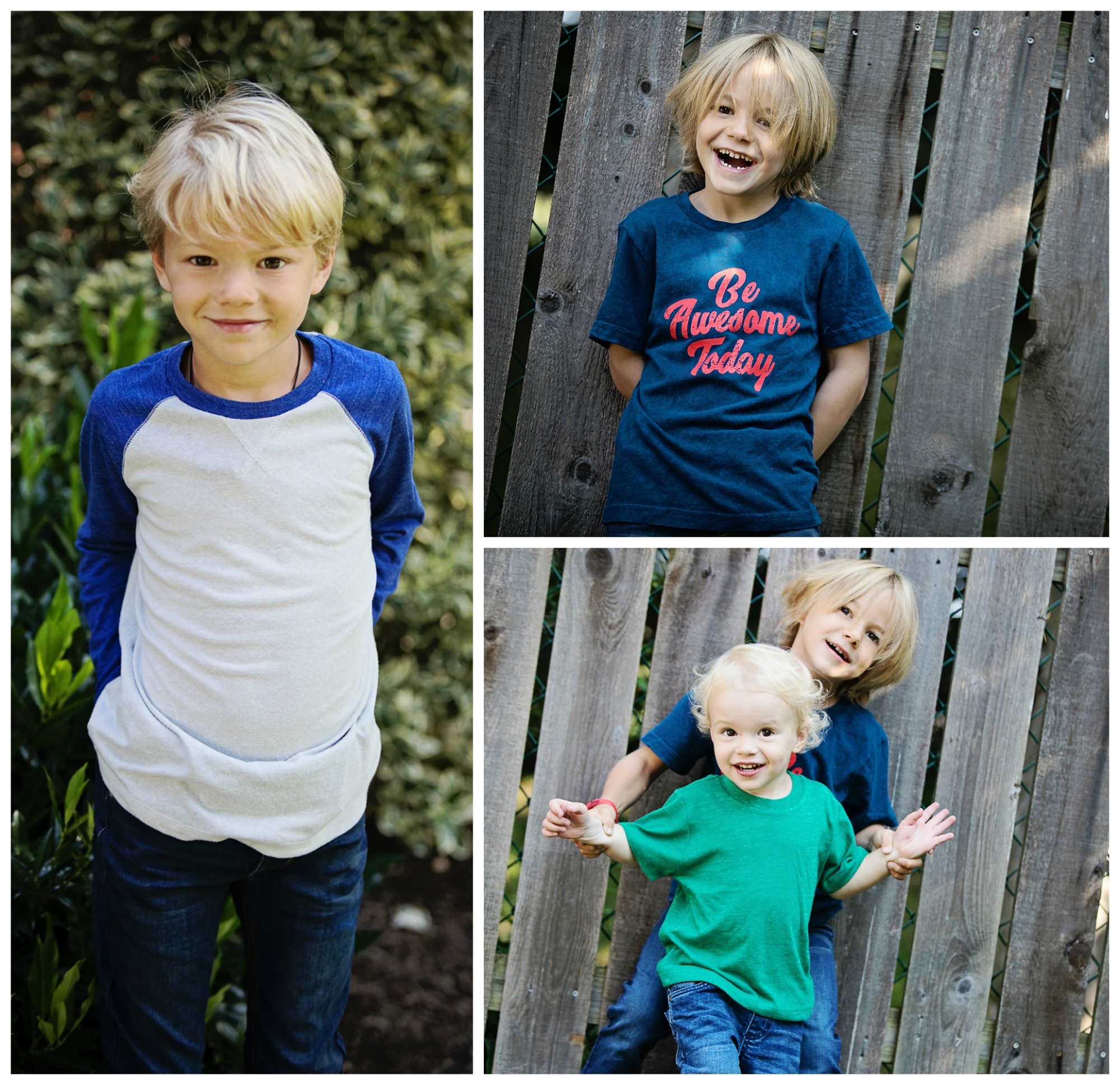 The motherchic kids wearing nordstrom