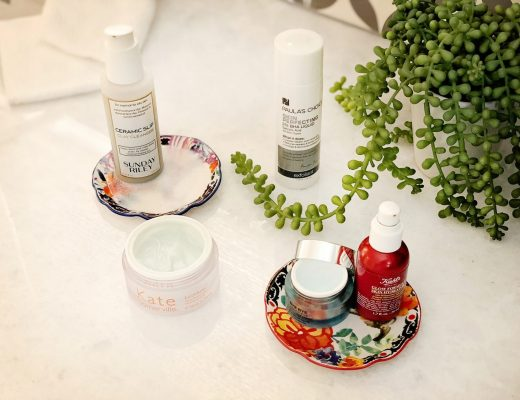 The motherchic summer skincare routine