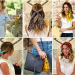 Mother Minute: 6 Ways to Wear a Bandana