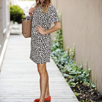How to Wear Animal Print to Work
