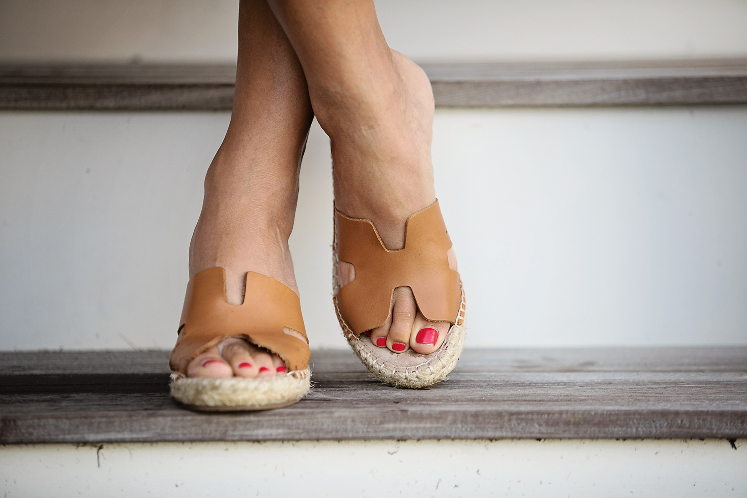 The motherchic steve madden greece wedges