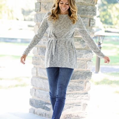 Mother Minute: A Tunic for Every Occasion