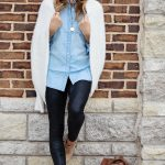 How to Wear Leather Leggings (Part 1)