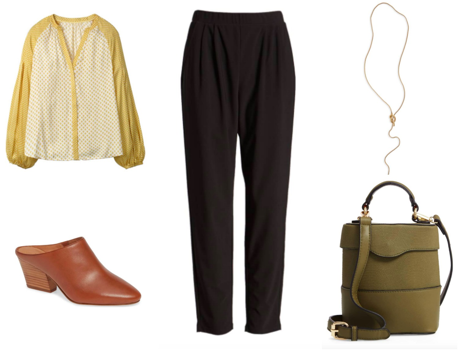 the motherchic pants for fall