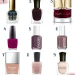 Mother Minute: Best Fall Nail Polish
