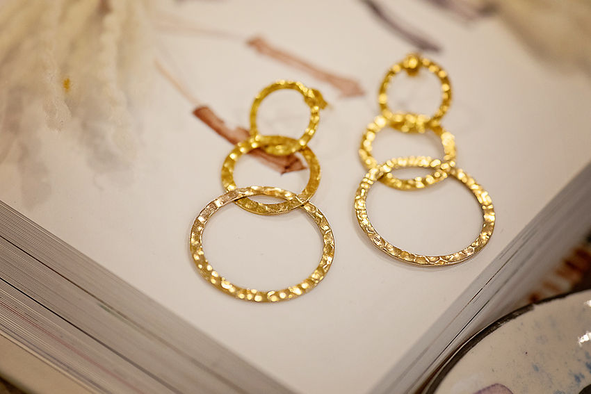 The Motherchic Annie Earrings