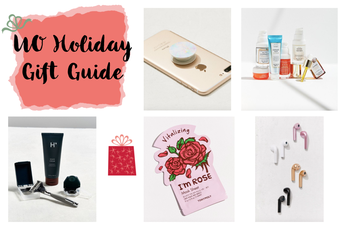Holiday Gifting with Urban Outfitters