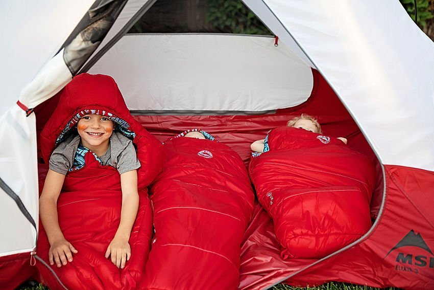 The Motherchic backcountry tent