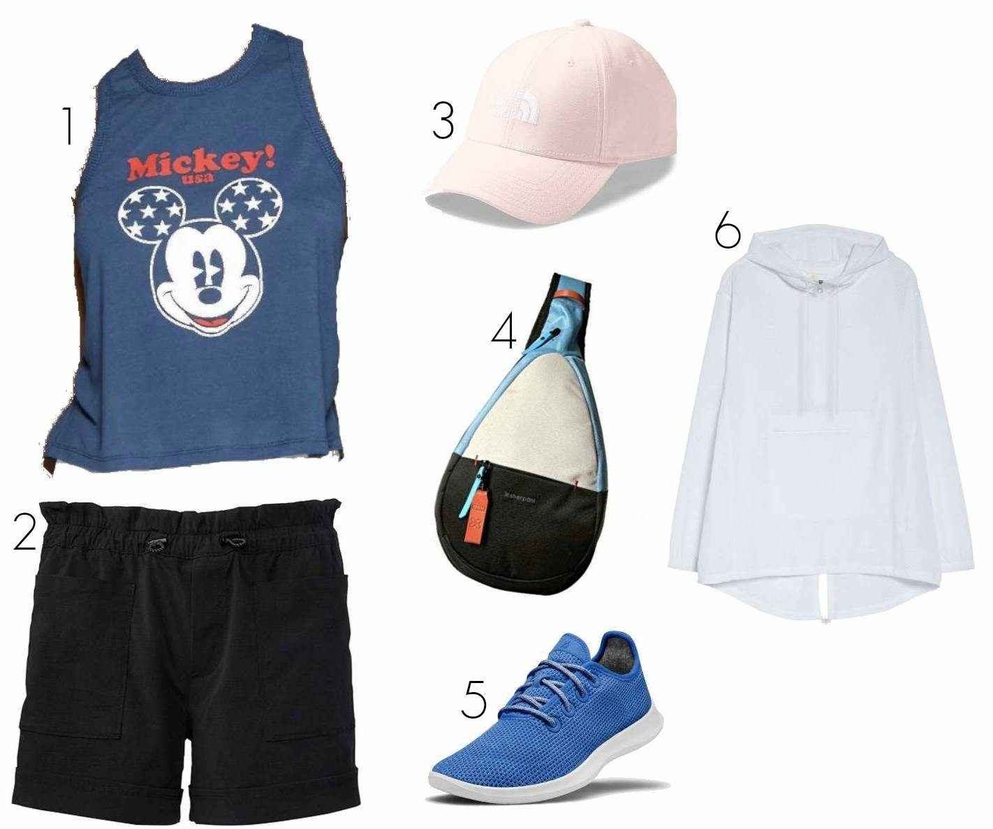 the Motherchic outfit for Disney