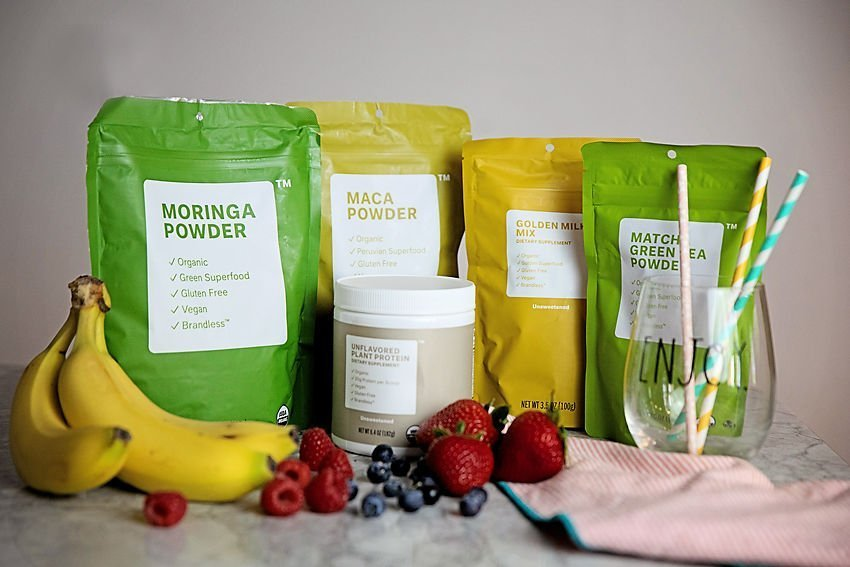 The Motherchic Brandless supplements
